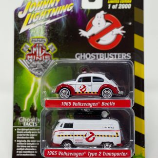 Johnny Lightning Auto World pack Richard Petty 1973 Cheyenne C10 VW Bus MgMinis